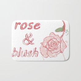 Rose&Blush Bath Mat