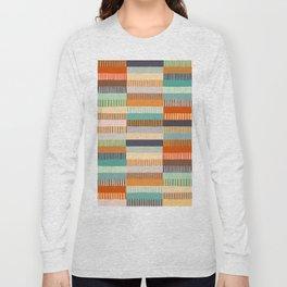 Fall Grandmother's Quilt Long Sleeve T-shirt