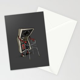 Old Gamer Stationery Cards