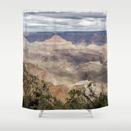 Grand Canyon No. 2 Shower Curtain