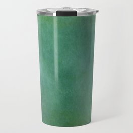 Looking into the depths of green Travel Mug