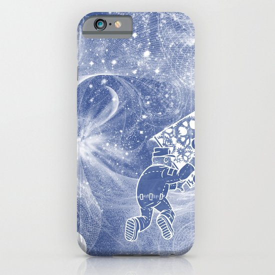Quantum Mechanic iPhone & iPod Case
