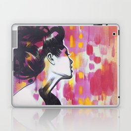 Neon Geisha Laptop & iPad Skin