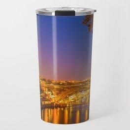 Porto Portugal Travel Mug