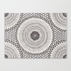 Honeycomb Canvas Print