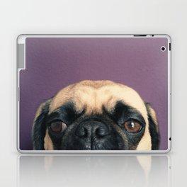 Lurking Pug Laptop & iPad Skin