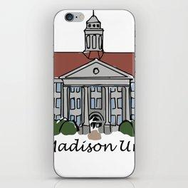JMU iPhone Skin