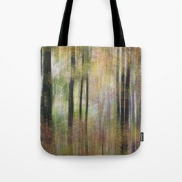 Autumnal Movement Tote Bag
