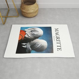 Magritte - The Lovers Rug