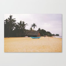Mount Lavinia Beach, Sri Lanka Canvas Print
