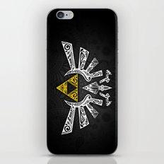 Zelda Hyrule iPhone Skin