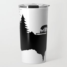 In the wild Travel Mug