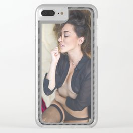 play time Clear iPhone Case