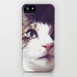 Cat eye iPhone Case