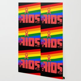Rainbow Flag Wallpaper For Any Decor Style Society6