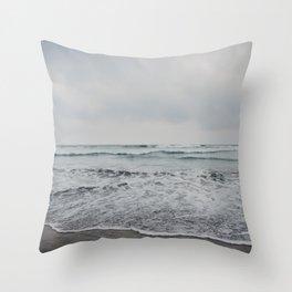 Oceanside ... Throw Pillow