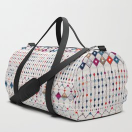 (N9) Modern Traditional Moroccan Artwork. Duffle Bag
