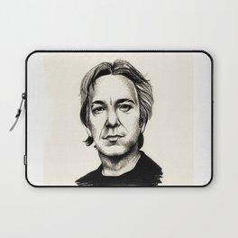 Alan Rickman Laptop Sleeve