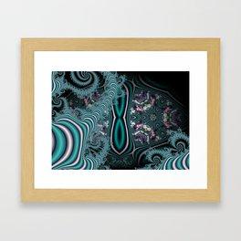 Fractal Design #4 Framed Art Print