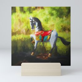 Wild and Free Mini Art Print