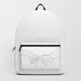 Pinky Swear Backpack