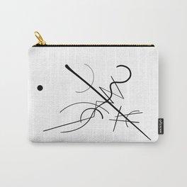 Kandinsky Carry-All Pouch