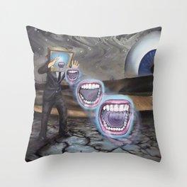 PHASE: 23 Throw Pillow