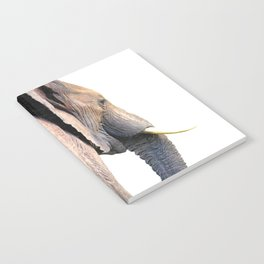 Elephant portrait Notebook
