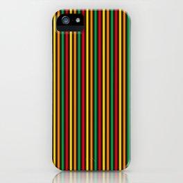Ethno Tana Toraja Motif Pattern iPhone Case