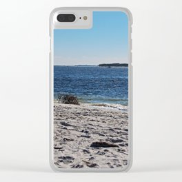 The Gulf Clear iPhone Case