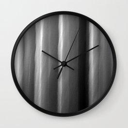 Turn The Lights Off Wall Clock