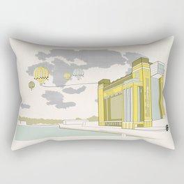 Baltic Flour Mill Gallery Rectangular Pillow