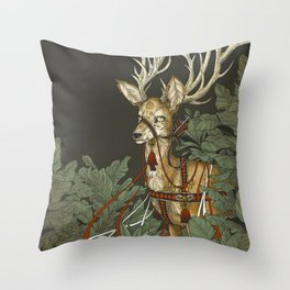 Cicerone Throw Pillow