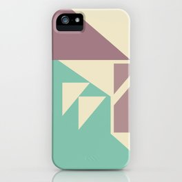 Metriks No.001 iPhone Case
