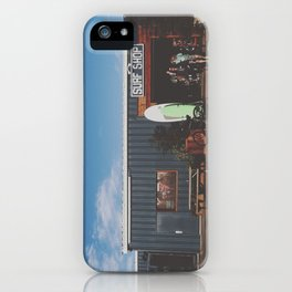 Surf Vibes iPhone Case