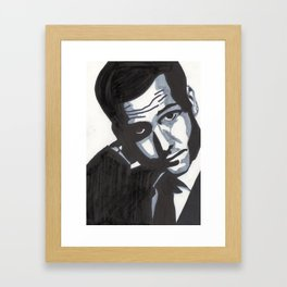 Harvey S. Framed Art Print