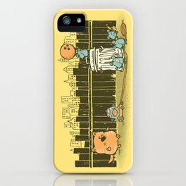 El plan iPhone Case