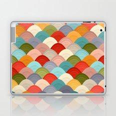 yarn hill dollops summer Laptop & iPad Skin