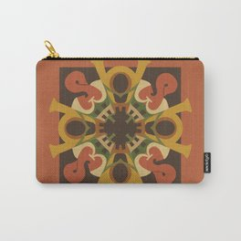 Home Sweet Home - Fall Colors (throw/tapestry) Carry-All Pouch