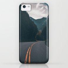 Road #Trees iPhone 5c Slim Case