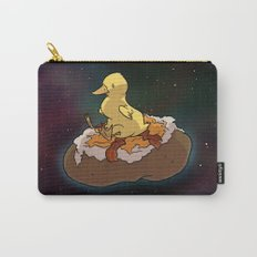 Space Duck Carry-All Pouch