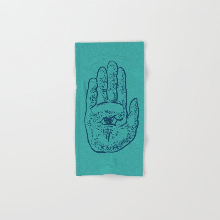 ISY Hand & Bath Towel