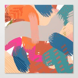 112 Canvas Print