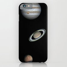 Planets Slim Case iPhone 6s