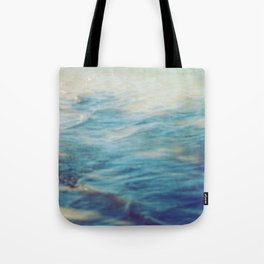 Fisherman in the distance, Mauritius II Tote Bag
