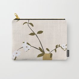 Flowers in the Vase Carry-All Pouch