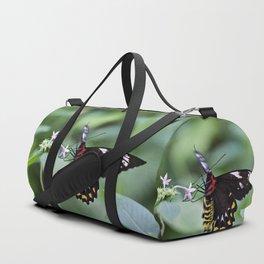 Female Birdwing Butterfly Duffle Bag
