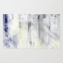 ABSTRACT ART Dream of Paint No. 001 Rug