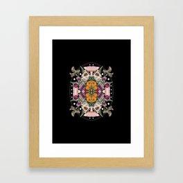 Shroom Dreams Framed Art Print