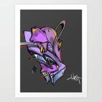 """D' Art Print"